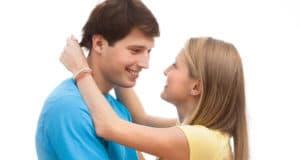 Wie sagt man einem Jungen dass man ihn liebt