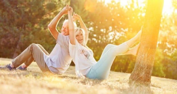 Partner finden über 60